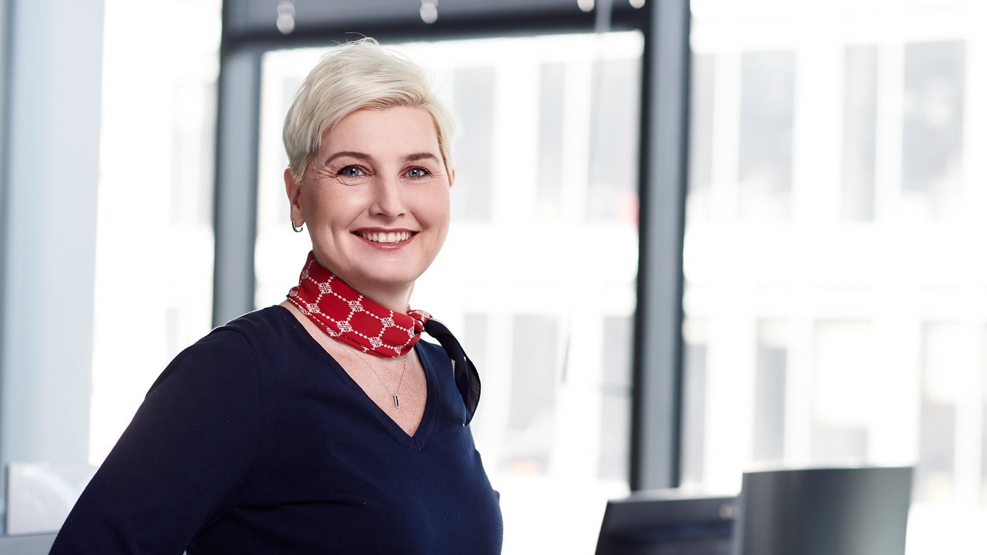 Małgorzata Wiśniewska, Managing Director at Avenga Poland